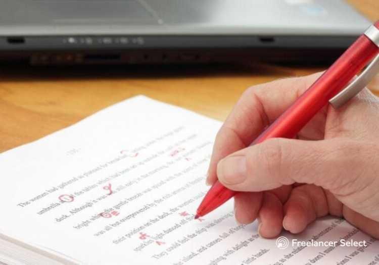Revisores são procurados tanto por empresas quanto por escritores.