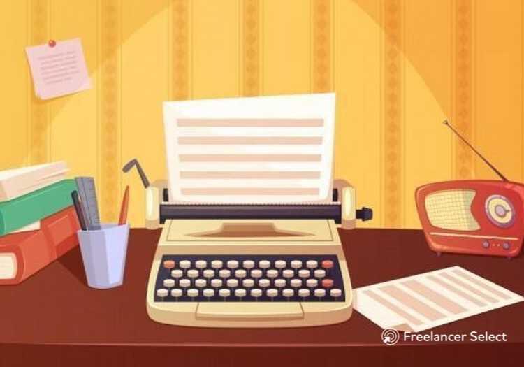 Autores e escritores – e pessoas que gostam muito de escrever – também têm espaço no mercado freelancer.