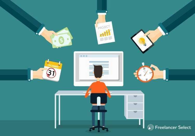 O freelancer tem nas mãos a chance de gastar menos dinheiro que um profissional assalariado.