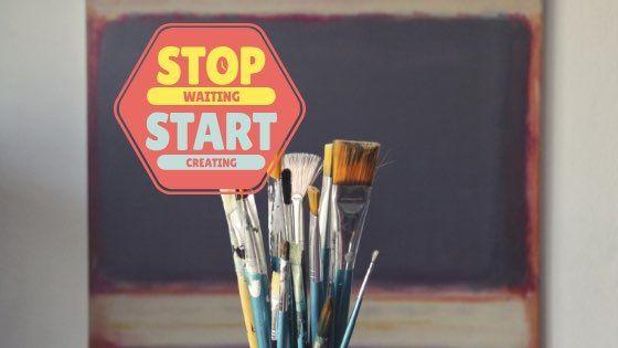 Você é o criador do seu trabalho.