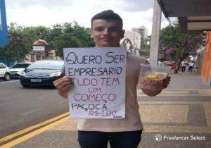 Ricardo e é de Arapongas-PR.