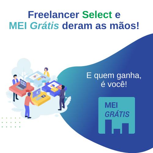 MEI grátis e Freelancer Select