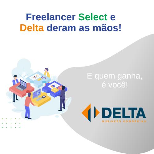 Delta e Freelancer Select